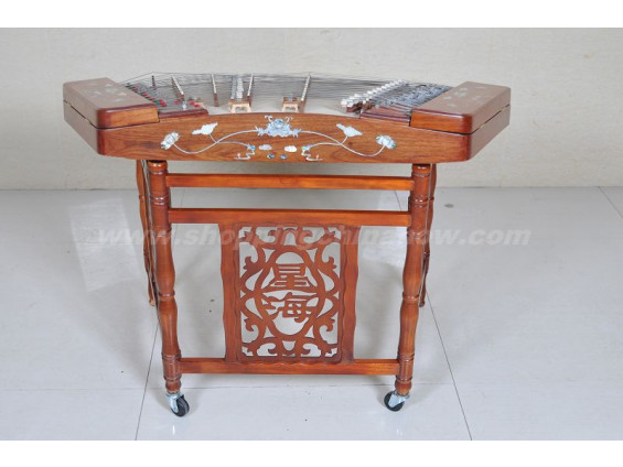Professional Rosewood Chinese Yangqin