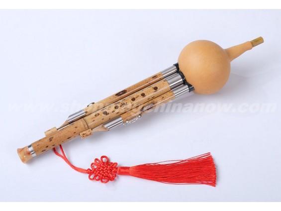 Maestro Chinese Mottled Bamboo Hulusi