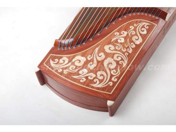 Rosewood Dunhuang Guzheng 694LC