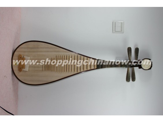 Professional Dunhuang Redwood Pipa P016